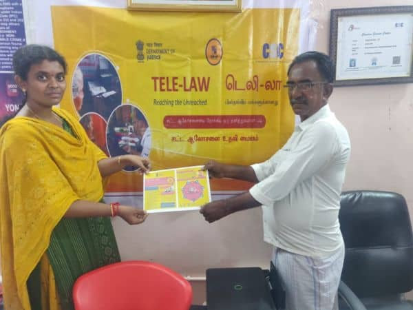 csc tele law banner poster payment vle society